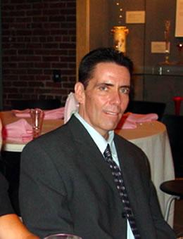 Mike Hanna, 45