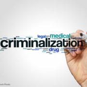 article on decriminalization of certain drugs